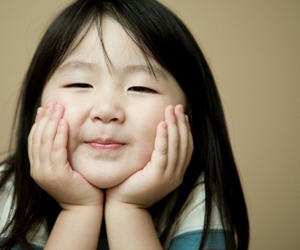 asian, happiness, and kids image