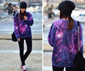 galaxy and style image