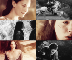 arwen, liv tyler, and the lord of the rings image