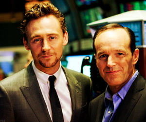 tom hiddleston, the avengers, and loki image