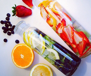 amazing, colourful, and drink image