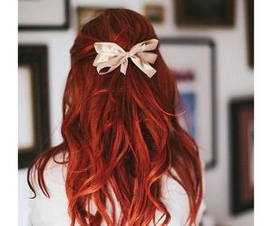 ginger, hair, and girl.beautiful image