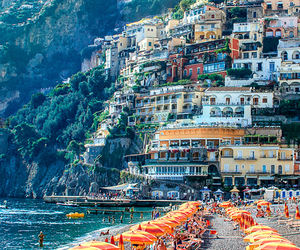 italy, beach, and summer image