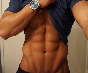 abs, sexy, and amazing image