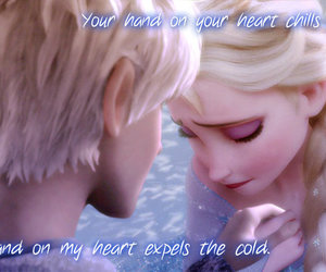 edited, frozen, and jelsa image