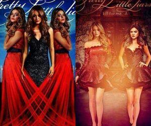 affiche, poster, and pretty little liars image