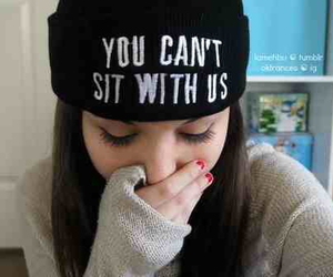 mean girls, brandy melville, and you can't sit with us image