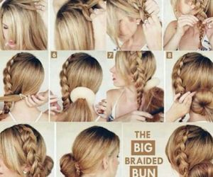 b a queen hair style image