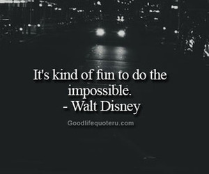 impossible and walt disney image