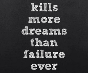 Dream, quote, and doubt image