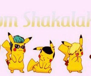 big bang, fan art, and pokemon image