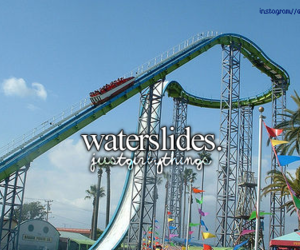 waterslides, just girly things, and fun image