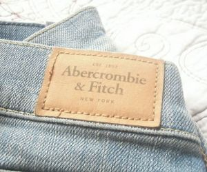 fashion, jeans, and abercrombie image
