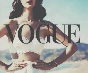 vogue, lana del rey, and lana image