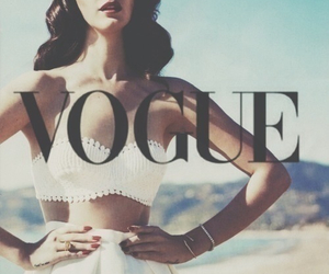 vogue, lana del rey, and lana image