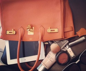 fashion, bag, and ipad image