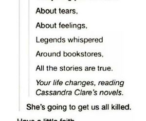 books, the mortal instruments, and shadowhunter image