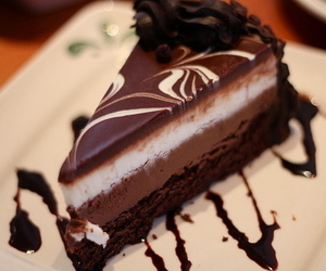 cake, chocolate, and candy image