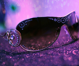 purple, violet, and romantic image