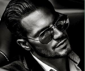 man, Hot, and sunglasses image