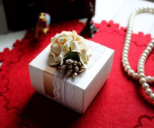 country wedding, paper goods, and wedding reception image