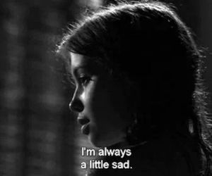 sad, quotes, and always image