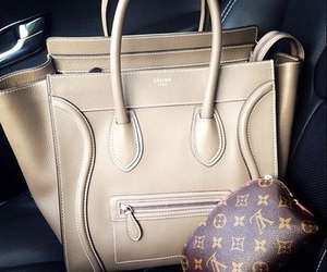 bag, celine, and Louis Vuitton image