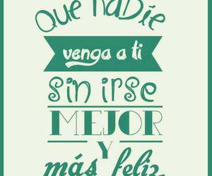 feliz, mas, and frases en español image