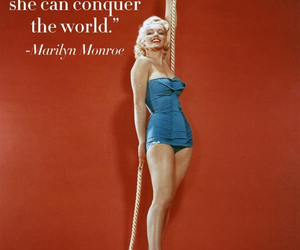 Marilyn Monroe, quote, and shoes image