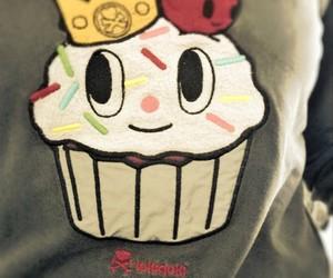 cupcake, sweet, and tokidoki image