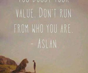quotes, lion, and narnia image