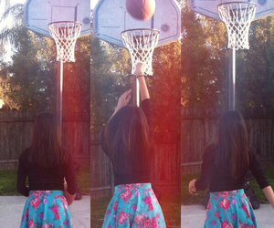 Basketball, happy, and hipster image
