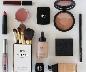 chanel, Hot, and makeup image