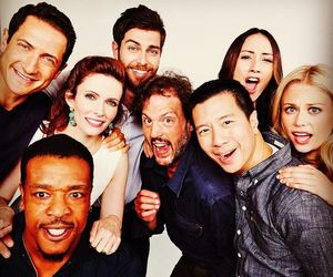 grimm and cast image