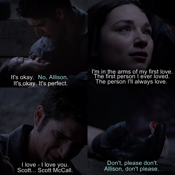 Image about quotes in #Teen wolf. by Mar Azul Celeste ♥