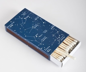 constellation, matches, and stars image