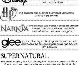 supernatural, disney, and narnia image