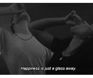alcohol, happiness, and drunk image