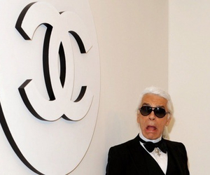 chanel, karl lagerfeld, and karl image