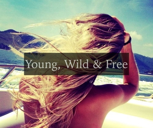 free, girl, and summer image