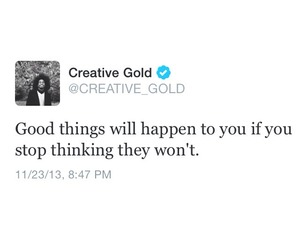 quote, life, and good things image