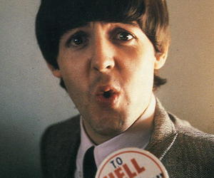 Paul McCartney, the beatles, and beatles image