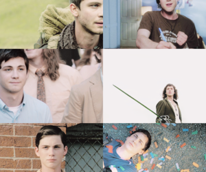 logan lerman, actor, and noah image