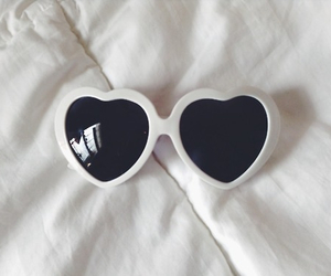 tumblr, heart, and white image