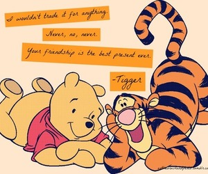 friends and tigger image