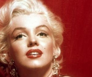 Marilyn Monroe and girl image