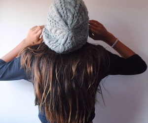 ombre hair and ombré highlights image