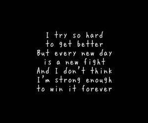 fight and quote image