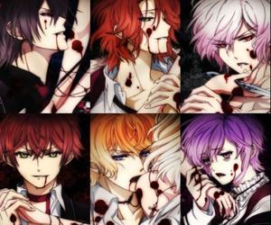 vampire and diabolik lovers image