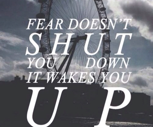 divergent, fear, and four image